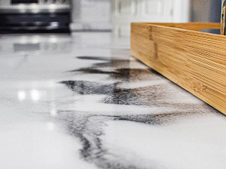 The Pros and Cons of Epoxy Kitchen Countertops